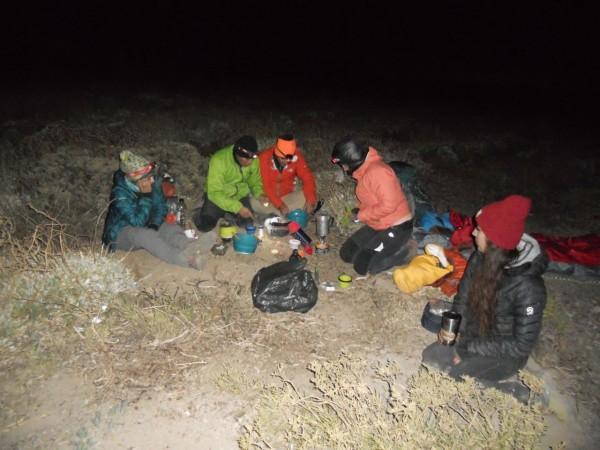 Campamento Día 2