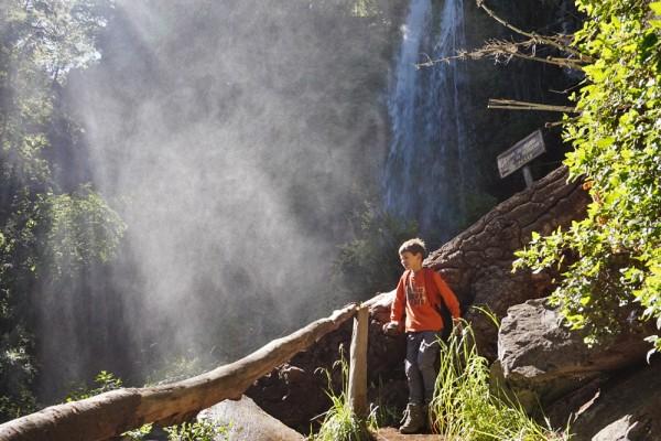 Cascada Guman Mapu