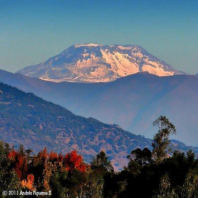 Volcán Descabezado Grande