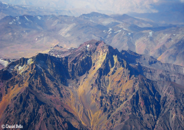 Volcán Sosneado