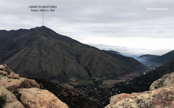 Cerro Purgatorio
