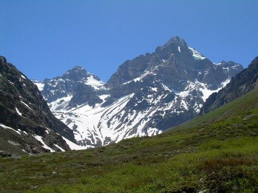 El Nevado y la Torre de Flores