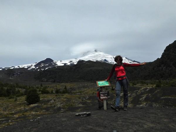 Mirador del volcán