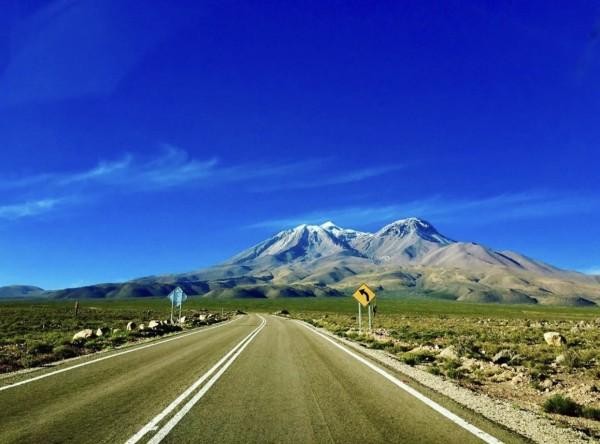Estratovolcán Paniri
