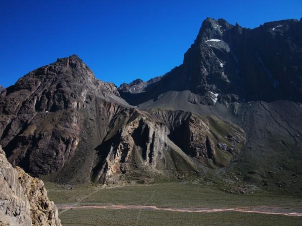Punta Balcón y Cerro Arenas