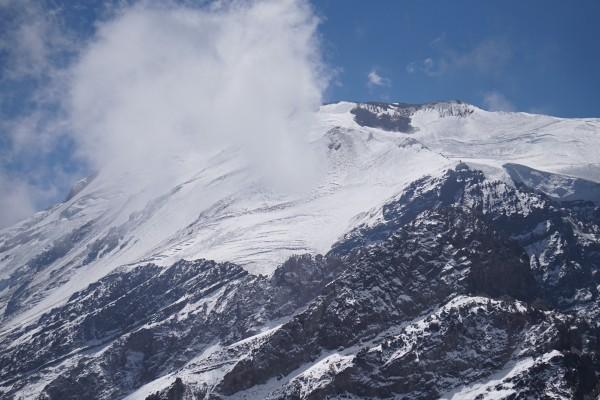 Hielos tutelares del valle del Mapocho