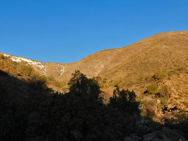 Quebrada de la Pichoga