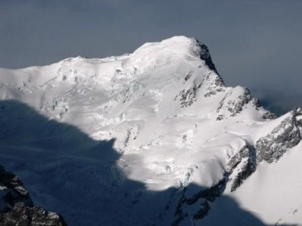 Vista a la Columna o Nevado de los Leones