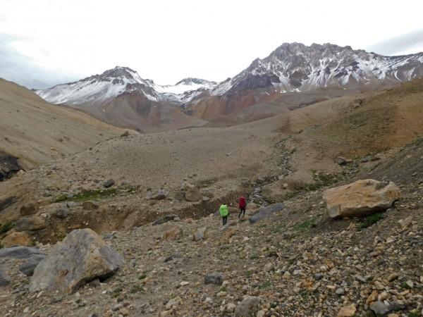 Valle del Estero Las Minas
