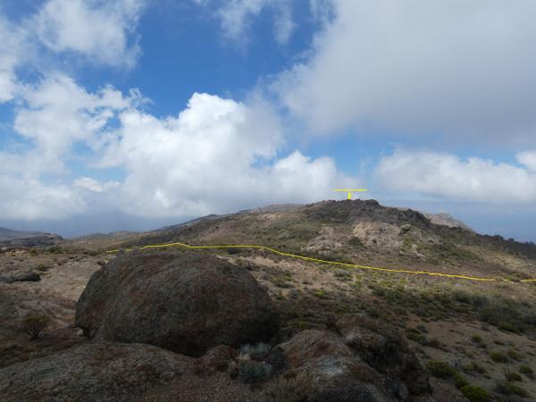 Cerro Casas de Piedra