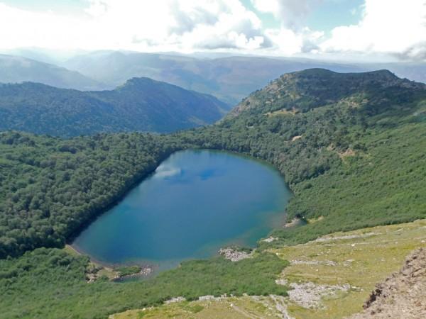 Laguna Carinancagua