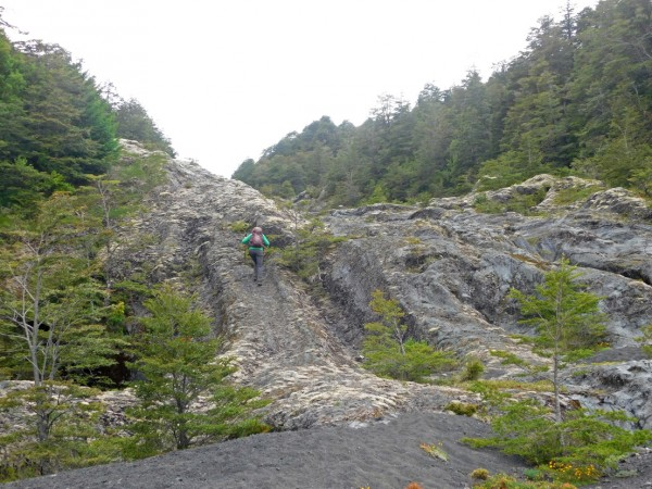 Cascadas de lava