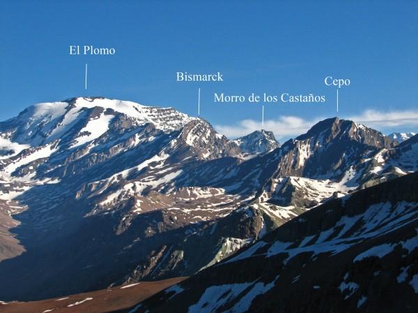 Vista desde el Quempo