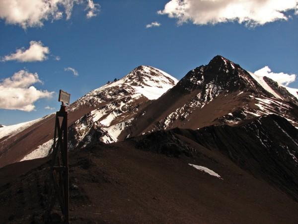 Cerros Reichert y Punta Chuncho