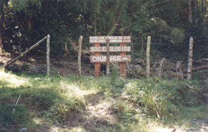 Sociedad Ecológica Caunahue
