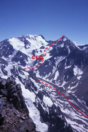 Ascensión al Cerro Cortaderas