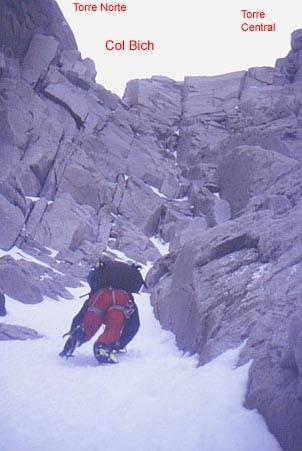 Escalada en ruta al Col Bich