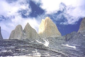 Cara oeste torre norte