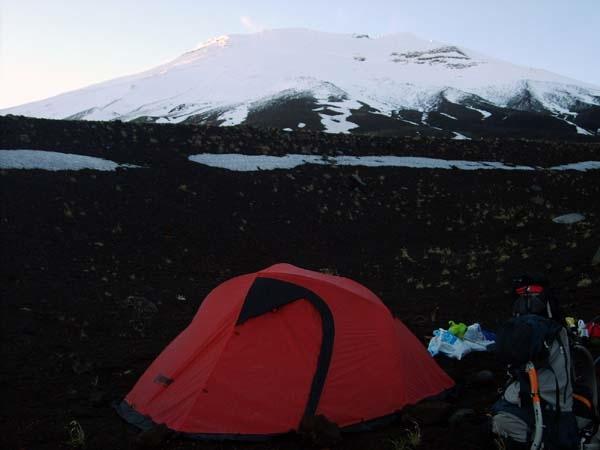 campamento escorial