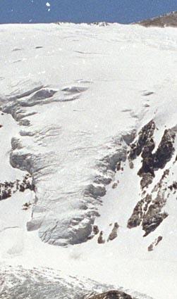 Glaciar Colgante completo