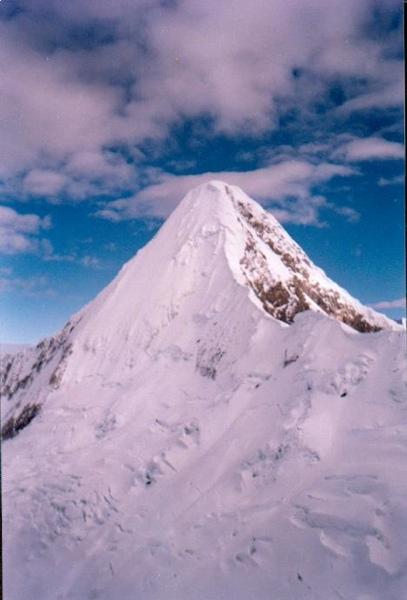 Arteson desde Pirámide Norte