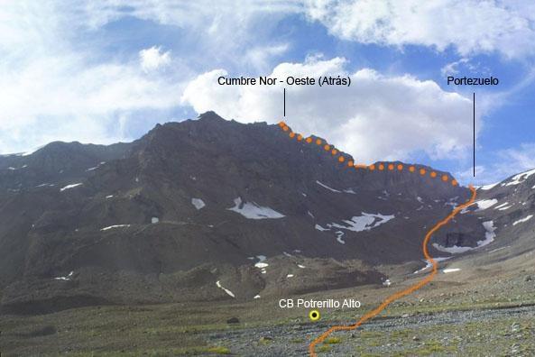 Cerro Champagnat.