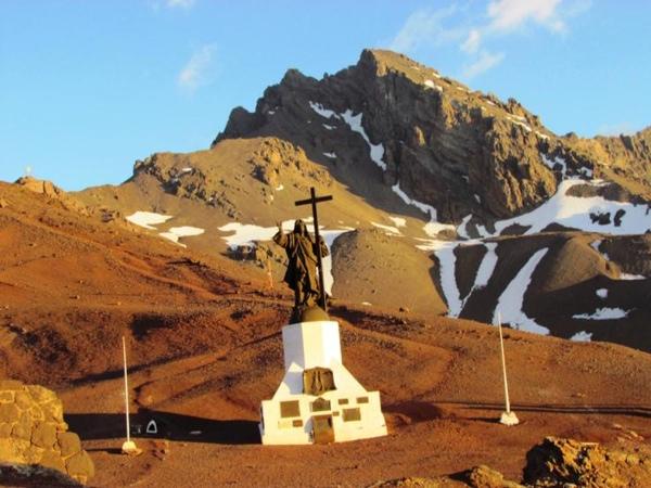 Cristo Redentor y Santa Elena