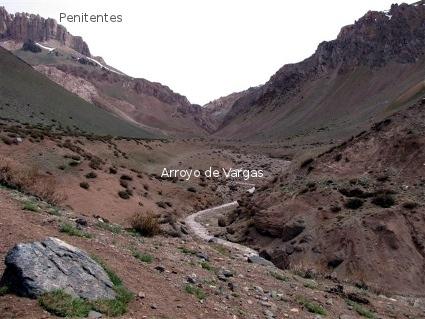 Quebrada de Vargas