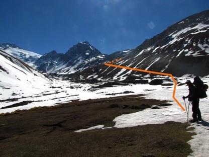 Valle de Nieves Negras