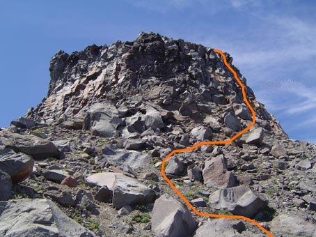 Banda de rocas
