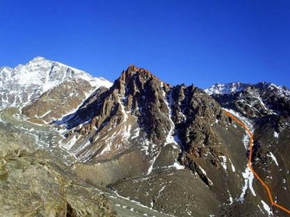 Cerro Adolfo Calle.