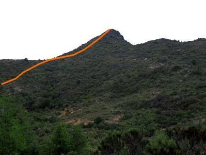 Cumbre del Mauco