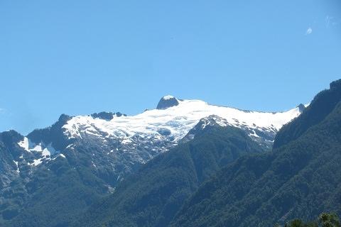 Cumbre Nevado Acantilado