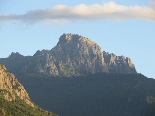 Torre Central de Las Peinetas