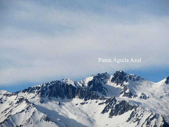 Punta Águila Azul