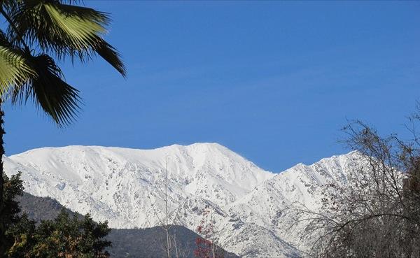 San Ramón Nevado