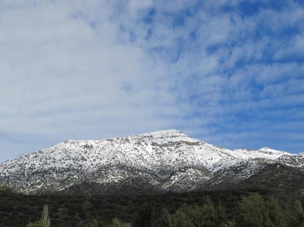 Morro Buitrero Invernal