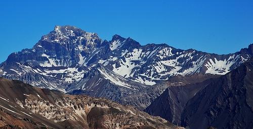 Cerro Castillo desde el Valle del Mesoncito