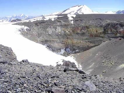 Cráter del San José