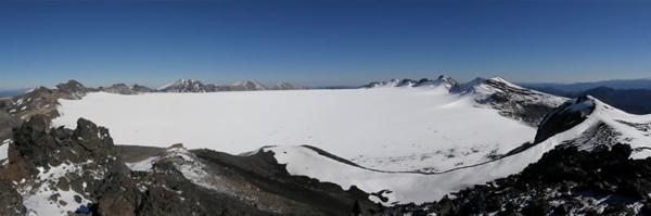 Nevados del Sollipulli