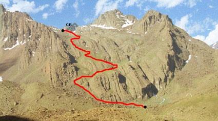 Valle Levantado
