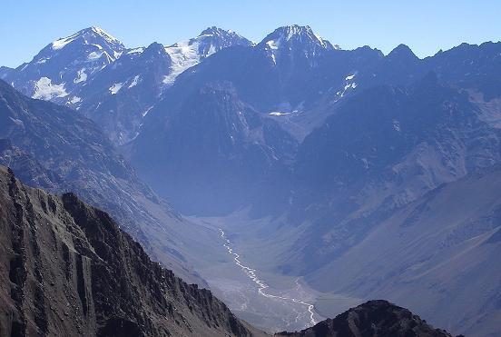 Tronco desde cerro Laguna