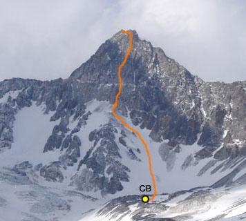 ruta directa oeste