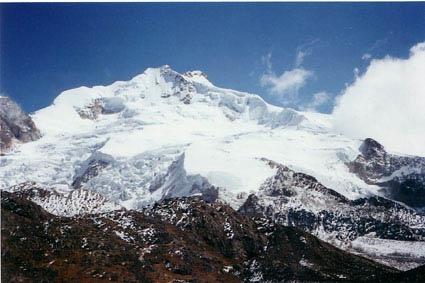 Cerro Huayna Potosí