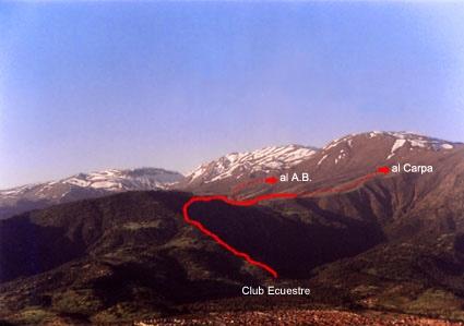 Vista general desde el Alvarado