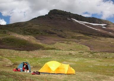 Cerro Codihue oeste.
