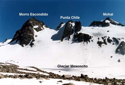 Tres Cumbres del Mesoncito