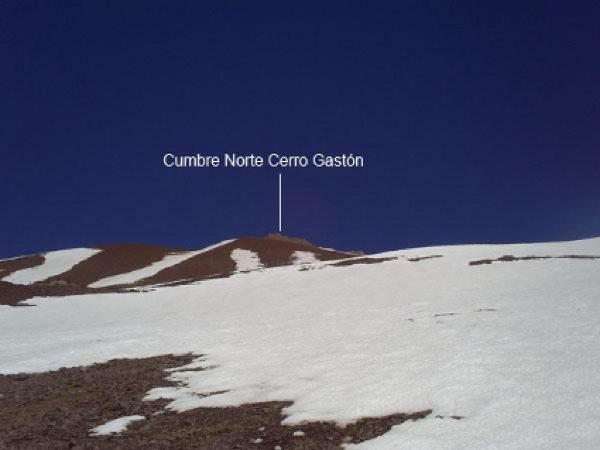 Ladera Noreste y Torreón Final.
