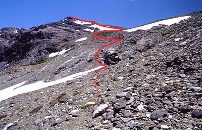 Cerro Peine (2.448 mts s.n.m.)