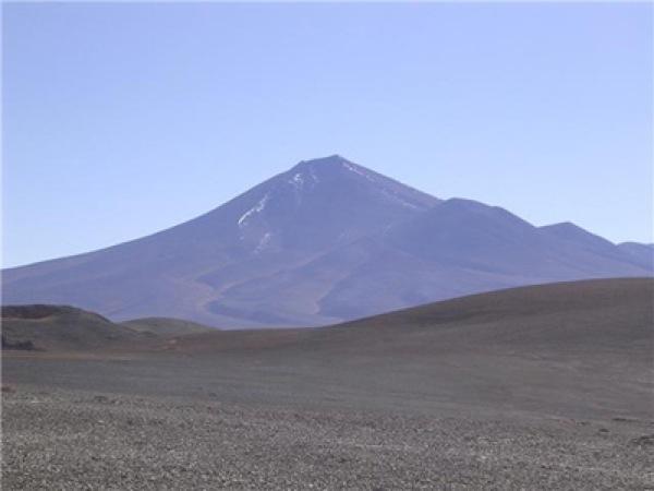 Volcán Doña Inés